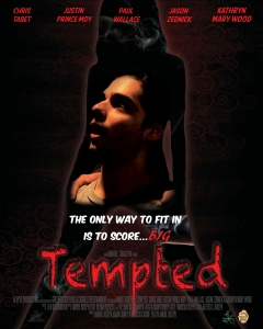 Tempted Silhouette Posters 8414