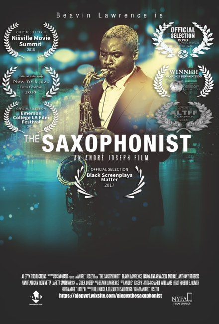The Saxophonist (2018)